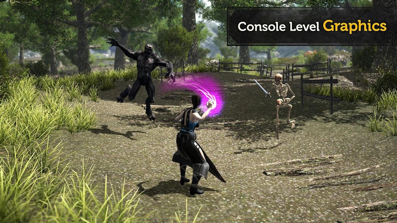 Evil Lands: Online Action RPG 1.2.1 Screen 1