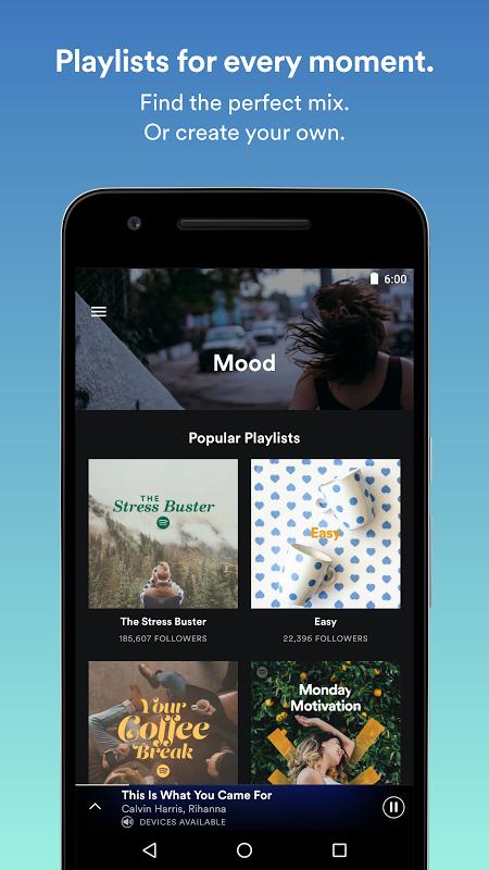 Spotify Music 8.4.23.784 Screen 3