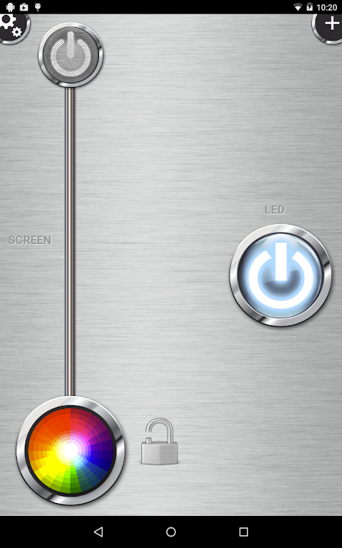 Torch Flashlight LED HD 2.01.10 (Google Play) Screen 8