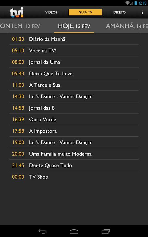 TVI 2.0.12 Screen 11