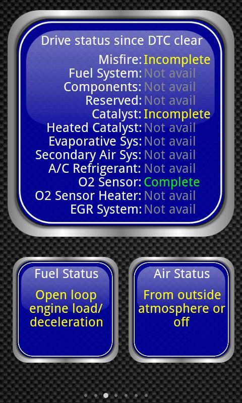 Android Torque Pro (OBD 2 & Car) Screen 2