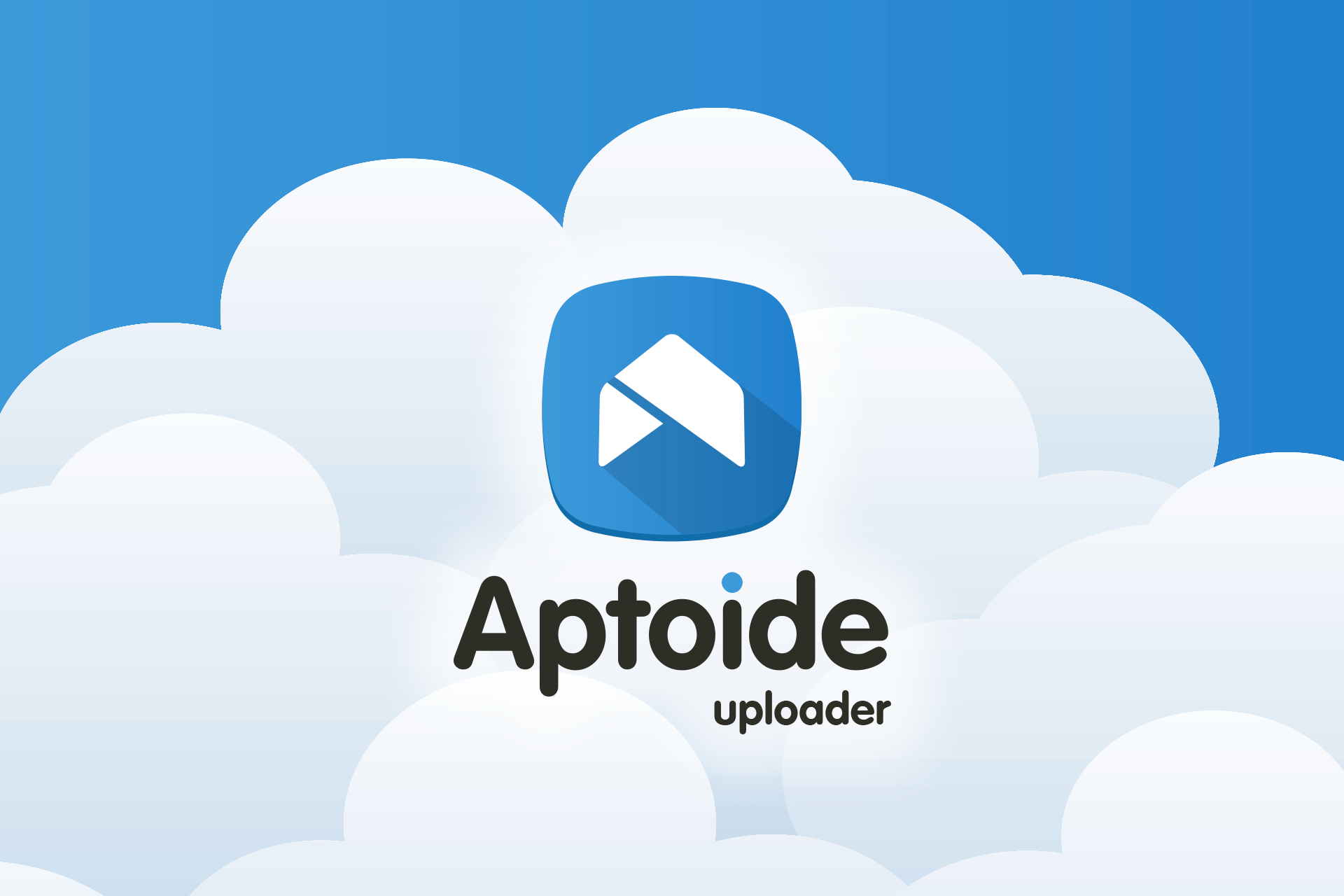 Android Aptoide Uploader Screen 1