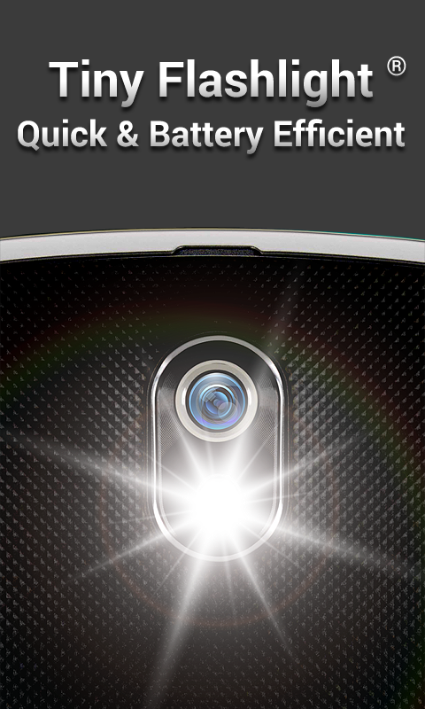 Android Torch - Tiny Flashlight ® Screen 17