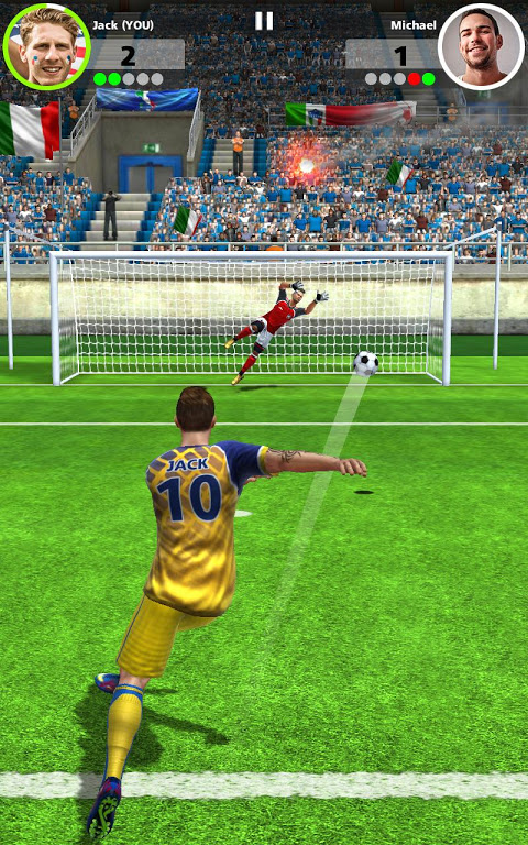 Football Strike - Multiplayer Soccer 1.10.0 Screen 5