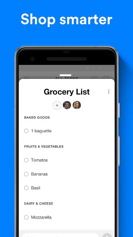Any.do: To-do list, Calendar, Reminders & Tasks 4.12.0.5 Screen 4