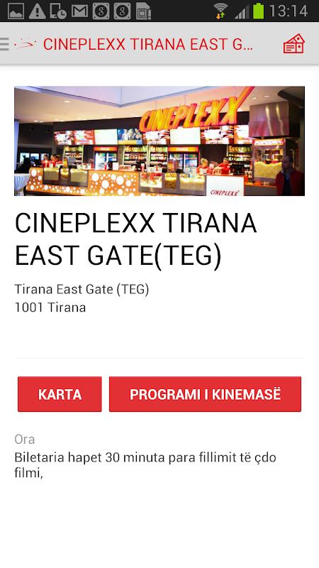 Cineplexx Shqipëria 3.9.3 Screen 4