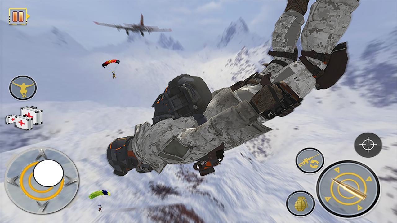 Android Free Fire Shooting Battleground: Gun Shooting Game Screen 3