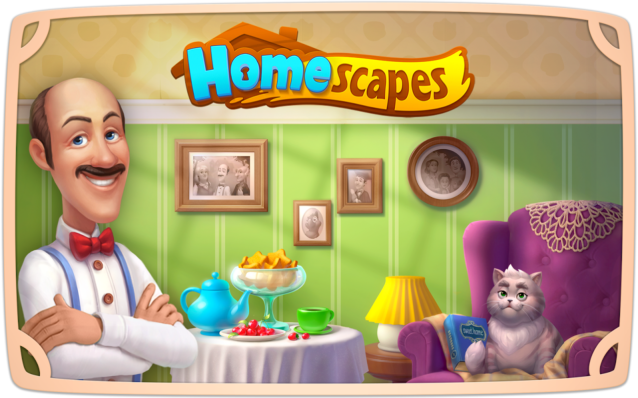 Homescapes 0.6.2.0 Screen 18