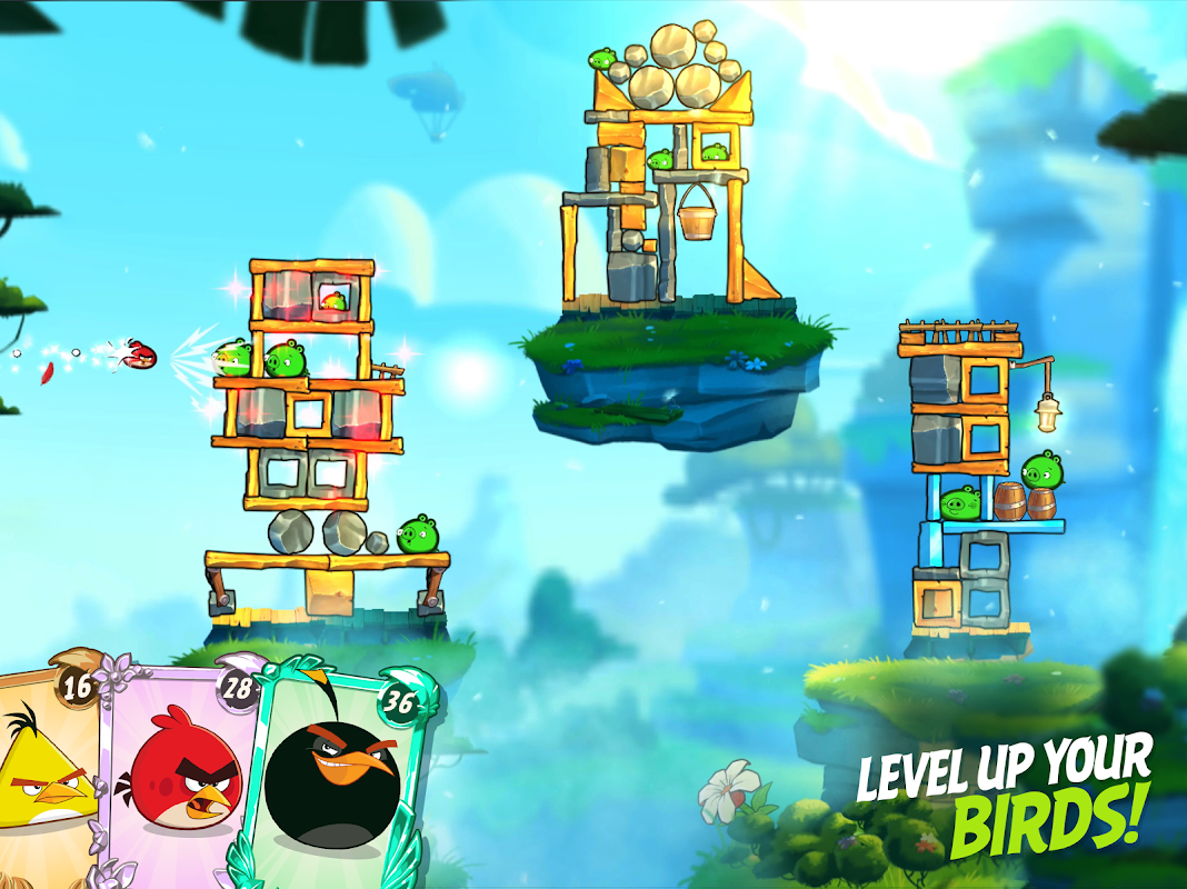 Android Angry Birds 2 Screen 6