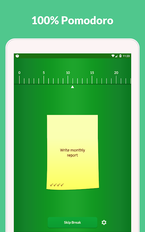 Pomodoro Timer Lite 2.3.0 Screen 6