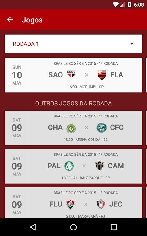 São Paulo SporTV 3.2.8 Screen 2