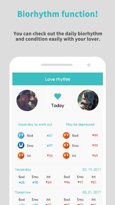 Couple Widget - Love days Countdown 2.0.1 Screen 4