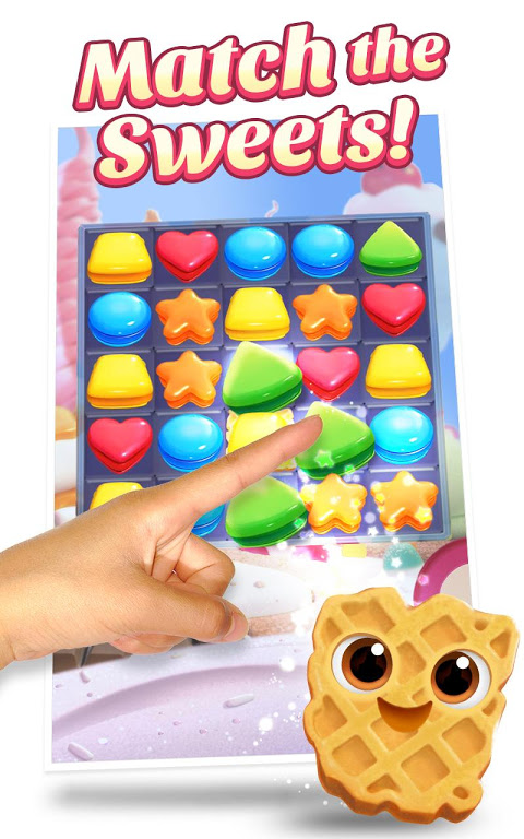Cookie Jam Blast - Match & Crush Puzzle 3.80.134 Screen 5