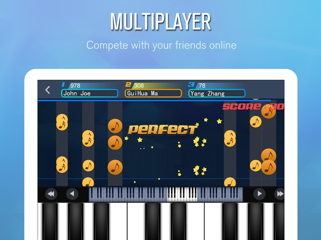 Android Perfect Piano Screen 10