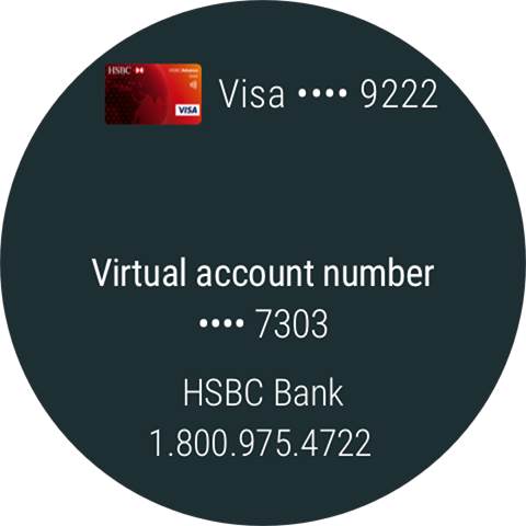 Android Android Pay Screen 3