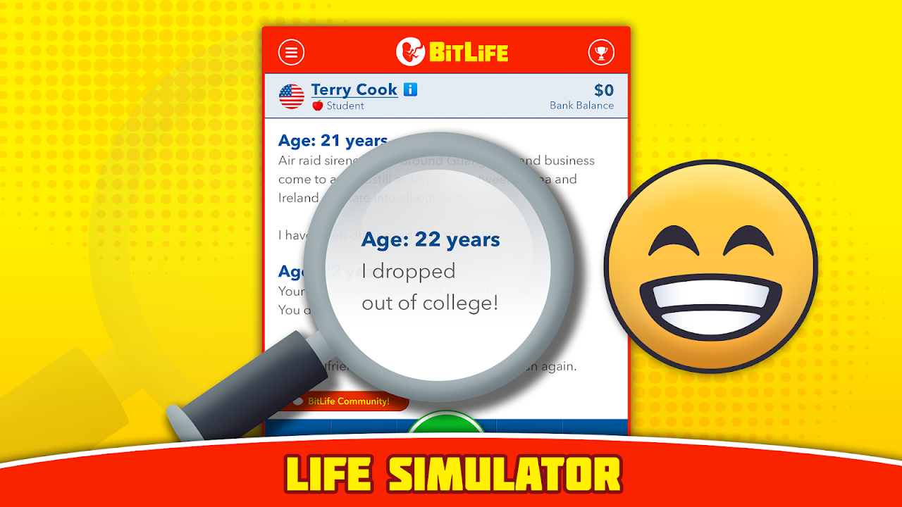 BitLife - Life Simulator 1.13.2 Screen 3