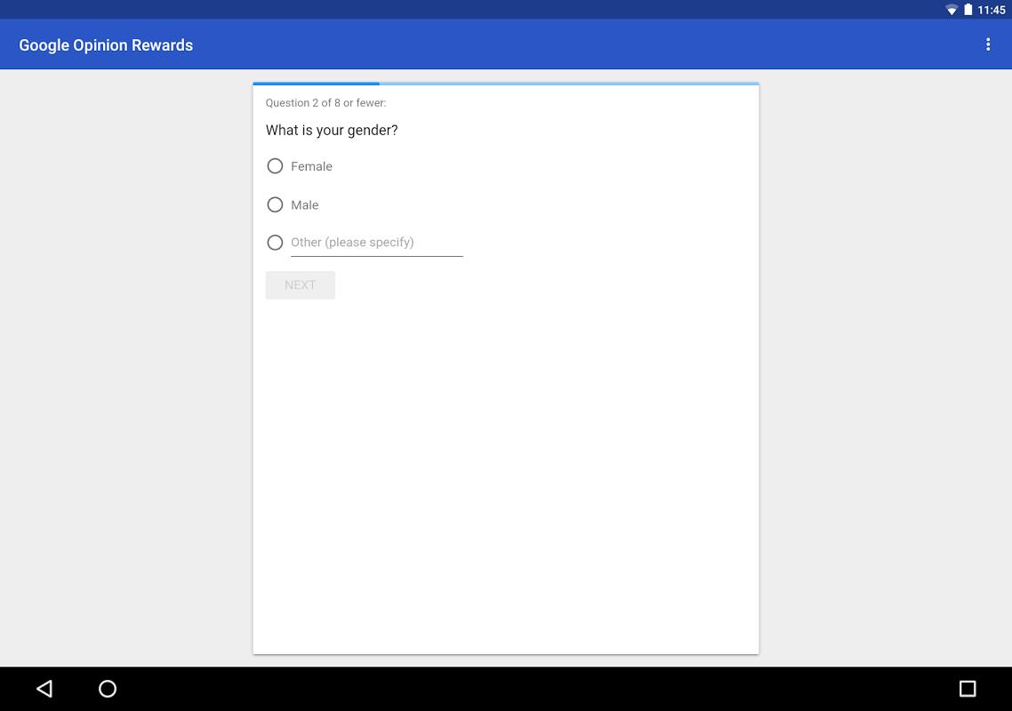 Google Opinion Rewards 20180326 Screen 8