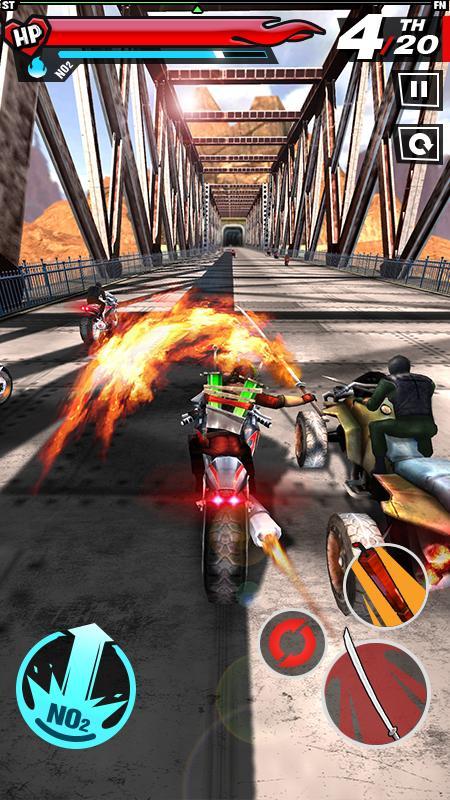 Fury Rider 1.0.3 Screen 6