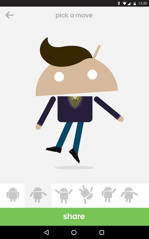 Androidify 4.2 Screen 9