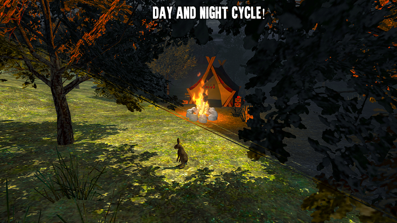 Android Bigfoot Monster Hunter Online Screen 2