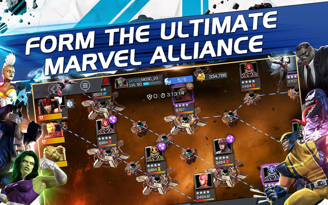 MARVEL Contest of Champions 21.2.0 Screen 2