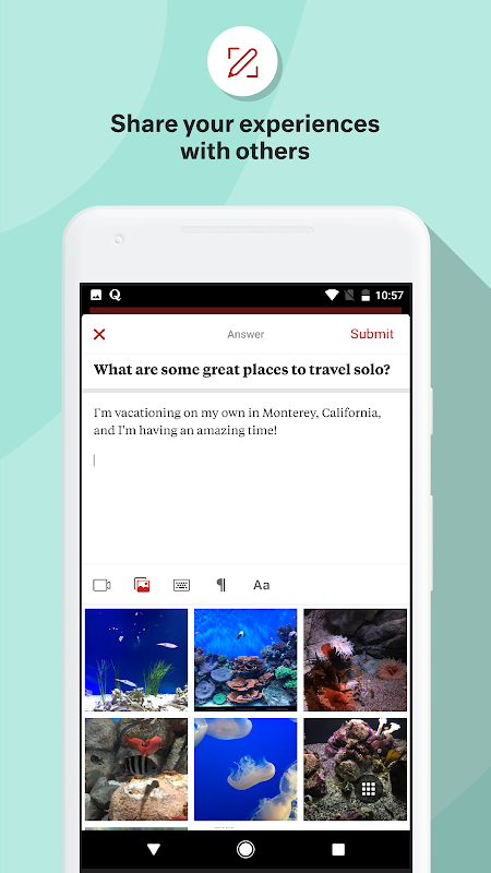 Quora 2.7.15 Screen 3
