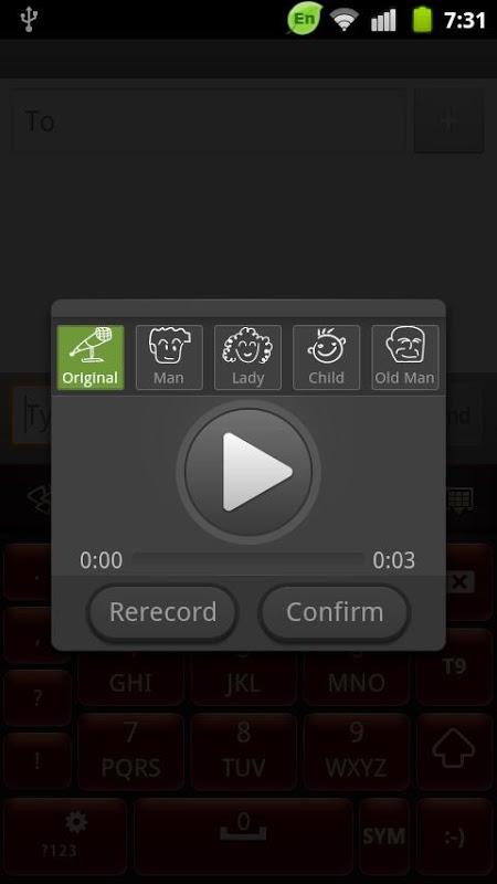 GO Keyboard 10.6.3 Screen 5