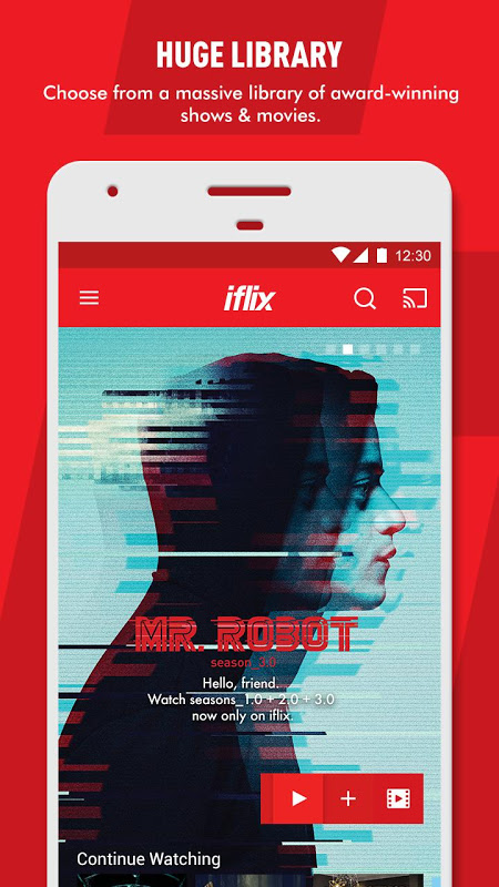 iflix 2.50.3-10532 Screen 10