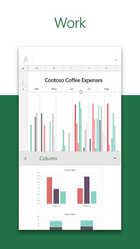 Microsoft Excel 16.0.11601.20074 Screen 8