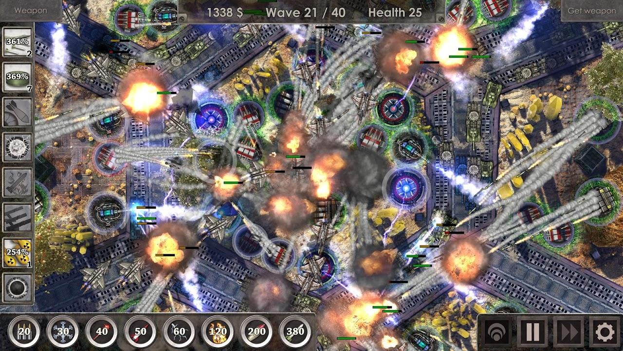 Defense Zone 3 HD 1.2.5 Screen 4