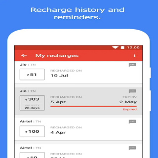 Recharge Plans, DTH Plans, Offers, Cashback APKs | Android APK