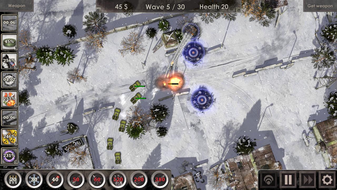 Defense Zone 3 HD 1.2.5 Screen 5