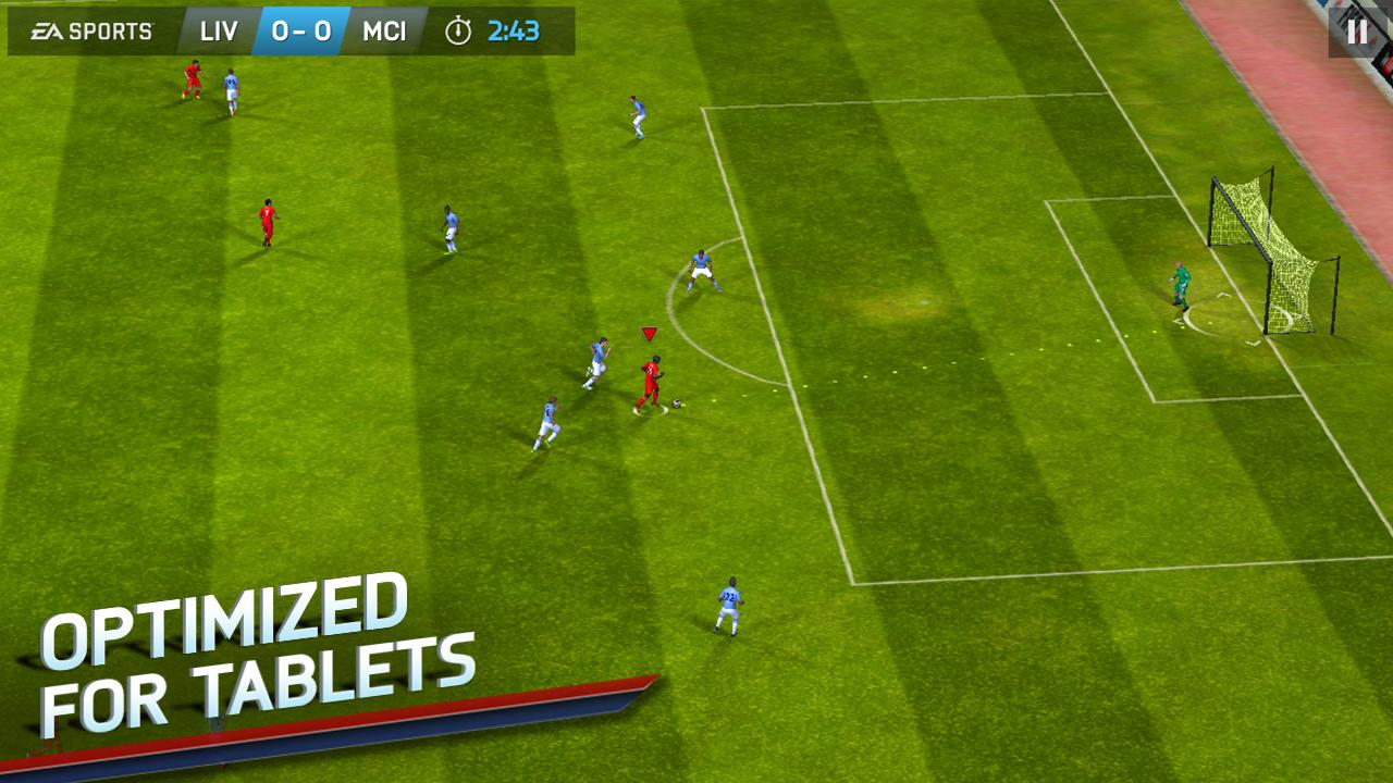 Android FIFA 14 International Screen 1