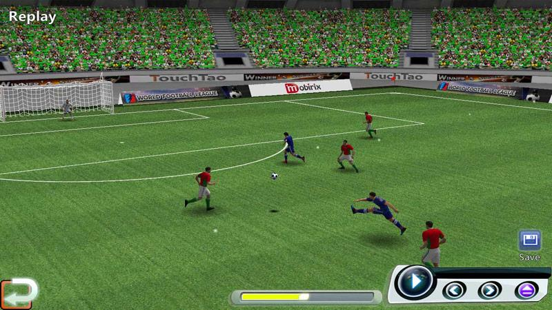 World Football League 1.9.6 Screen 3