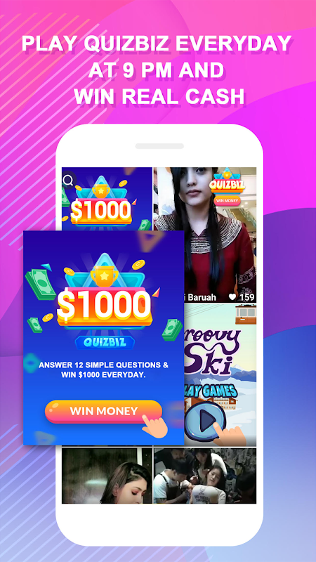 LiveMe - Video chat, new friends, and make money 4.0.80 Screen 3