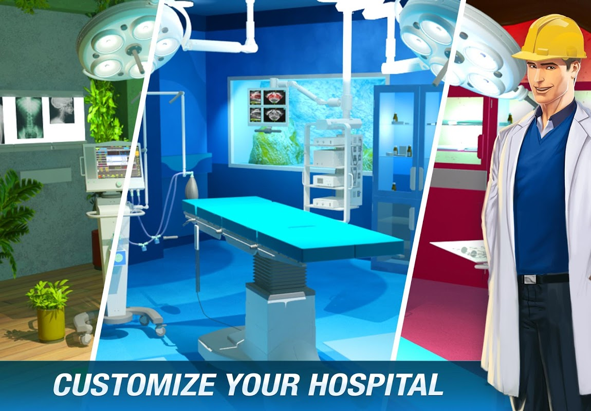 Operate Now: Hospital 1.30.8 Screen 9