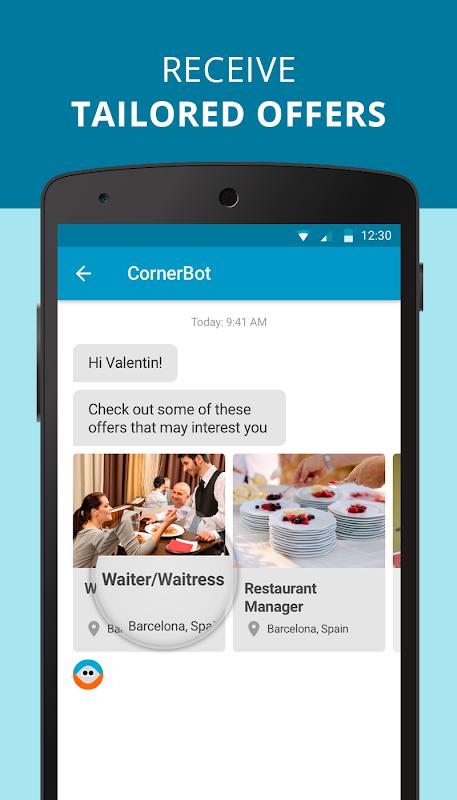 CornerJob - Job offers, Recruitment, Job Search 1.5.3 Screen 3