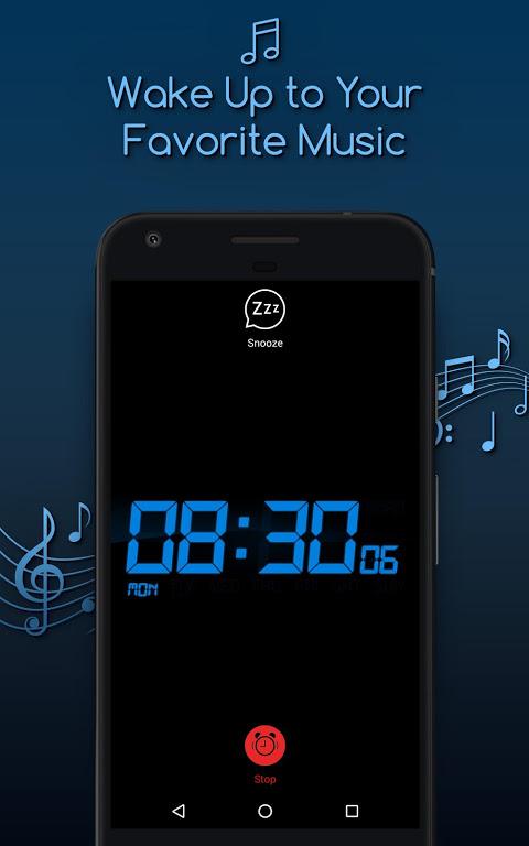 Alarm Clock for Me free 2.46 Screen 5