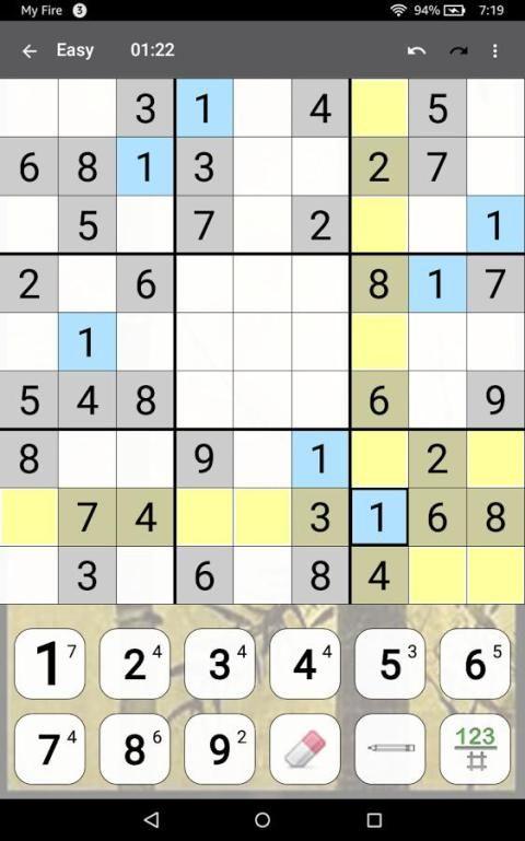 Sudoku 10.2.5.g Screen 12