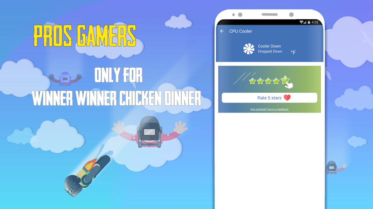 PUB Pros Booster: Game Booster for pubg Pro Gamer 1.0.0 Screen 4