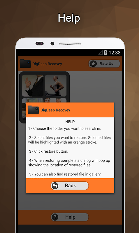DigDeep Image Recovery 3.2.9 Screen 5