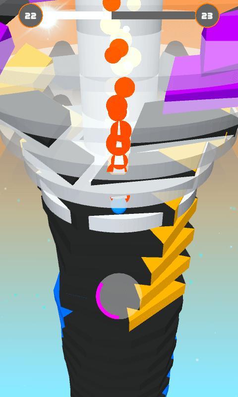 Stack Ball - Blast 3D 1.2 Screen 2