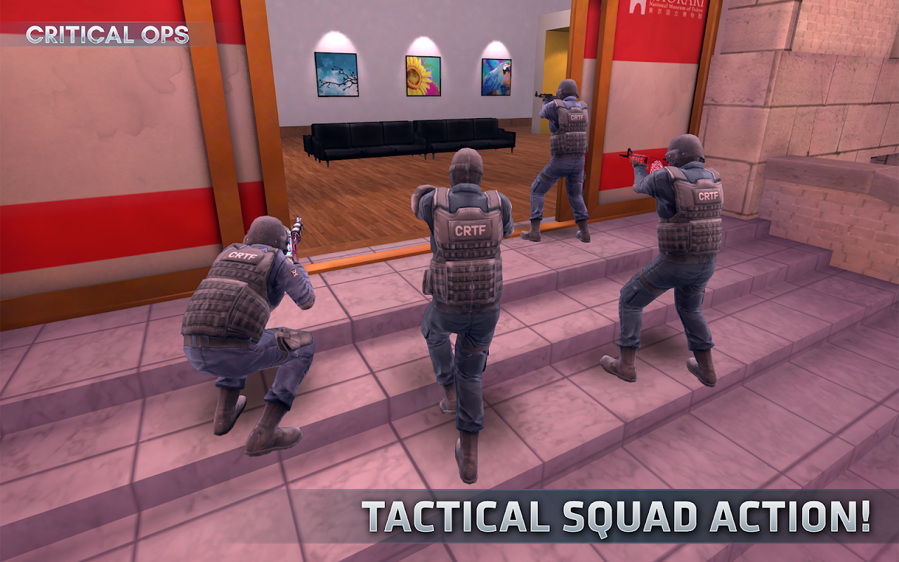 Android Critical Ops Screen 9