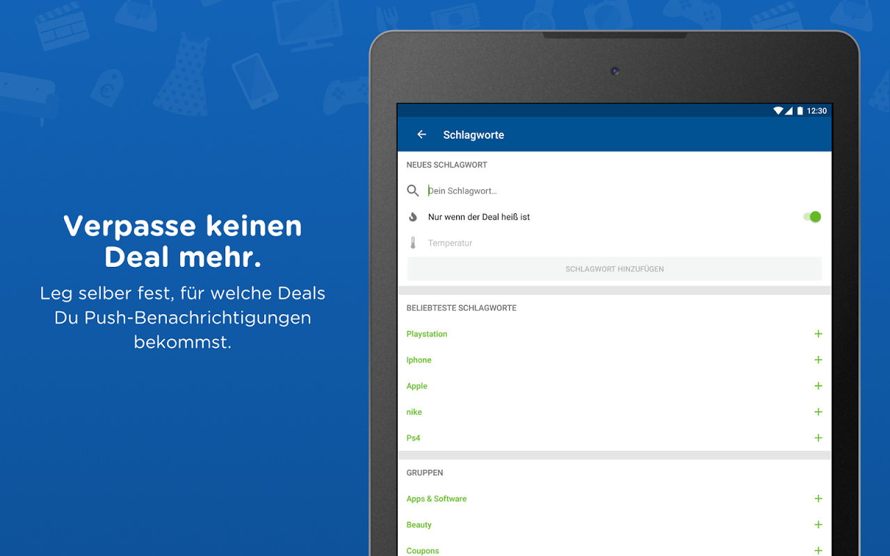 mydealz – Gutscheine & Deals 5.3.03 Screen 12
