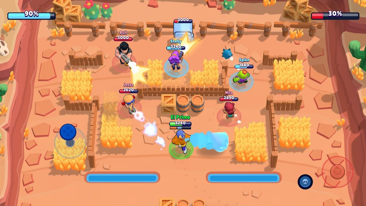 Android Brawl Stars Screen 2