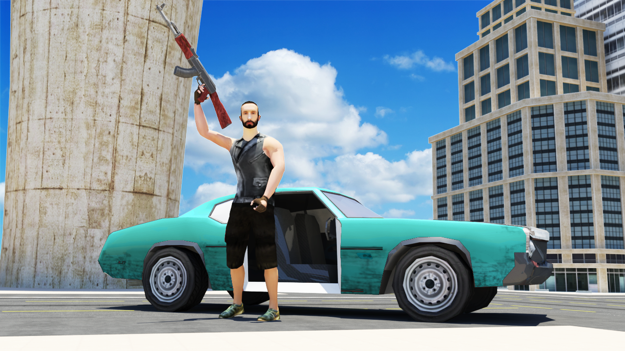 Android Gangster Crime Game - 2017 Screen 2