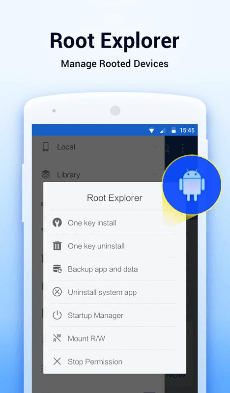 ES File Explorer/Manager PRO 4.1.8.4 Screen 6