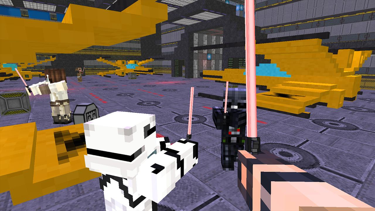 Android LightSaber Knight Wars Screen 4