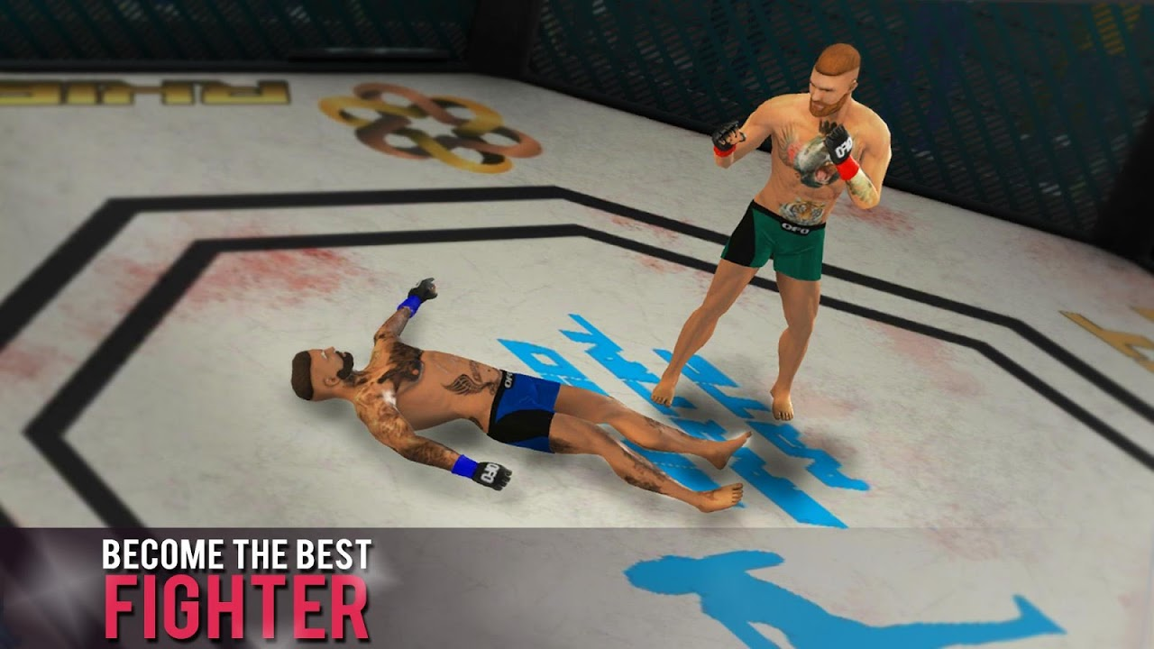 Android MMA Fighting Games Screen 3