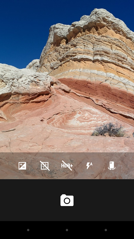 Google Camera 2.1.037 (1122348-30) Screen 1